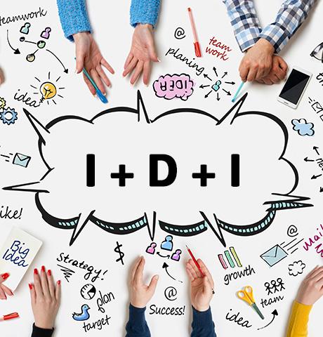 i +d +i