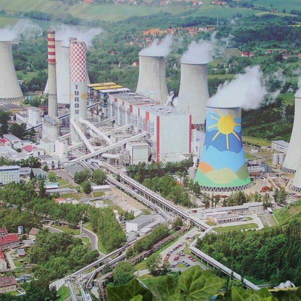 Turrow power plant